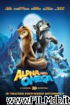 poster del film alpha and omega